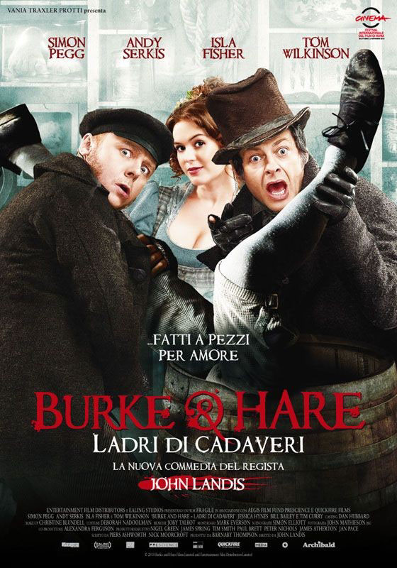 Burke and Hare Poster #2
