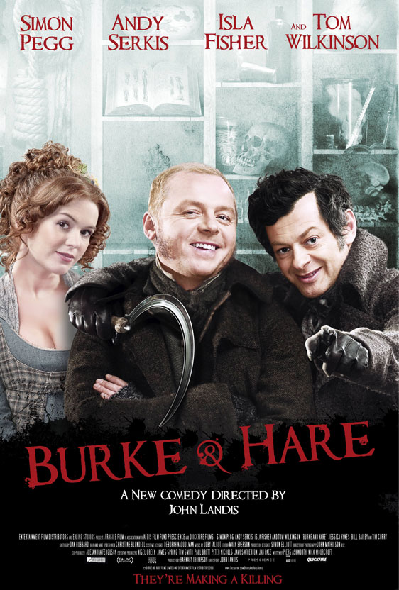 Burke and Hare Poster #3