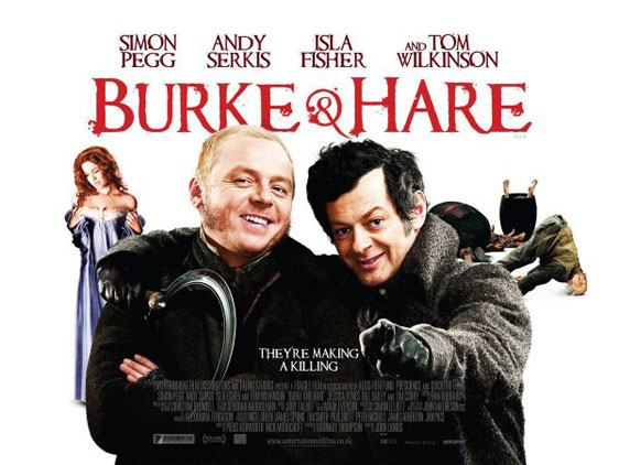 Burke and Hare Poster #1
