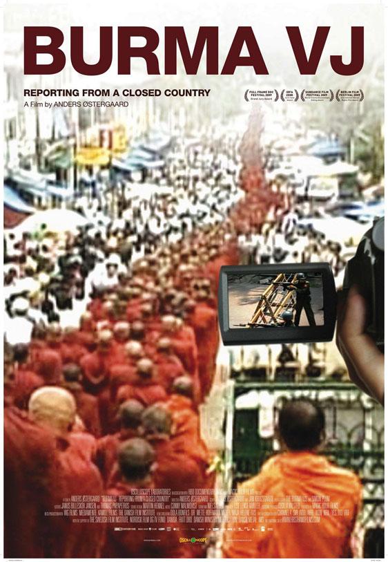 Burma VJ Poster #2