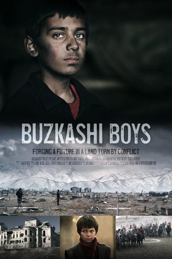 Buzkashi Boys Poster
