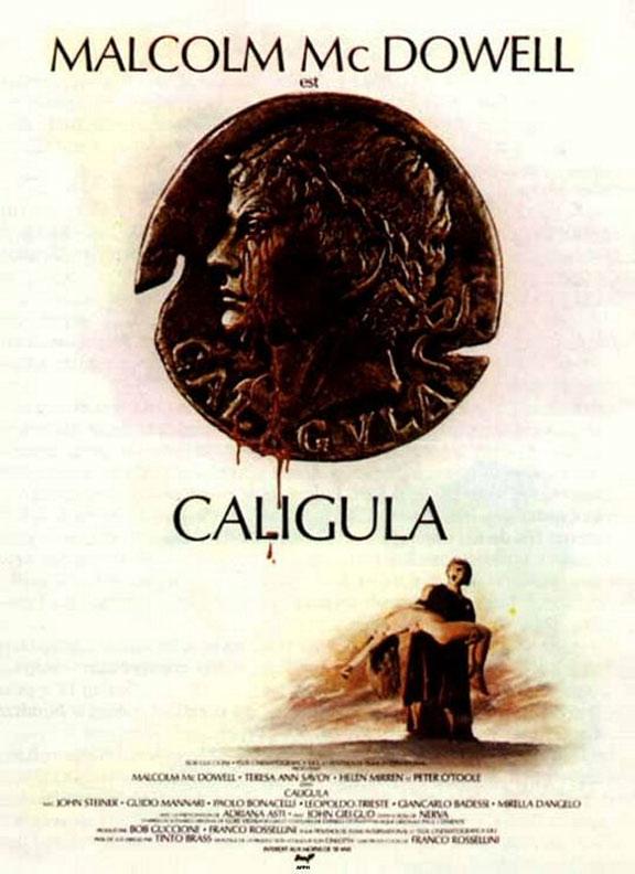 Caligula Poster