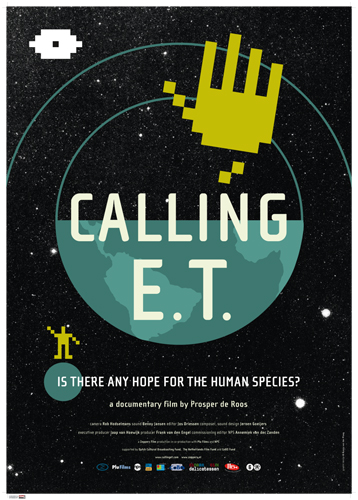 Calling E.T. Poster
