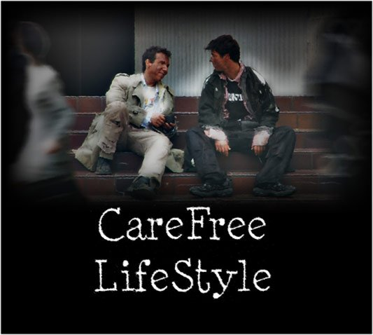 Carefree Lifestyle Poster