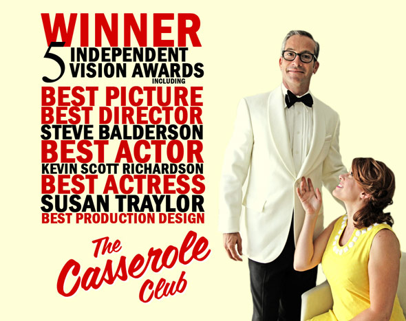 The Casserole Club Poster