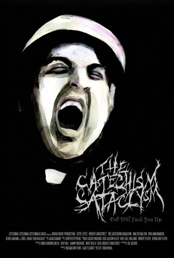 The Catechism Cataclysm Poster #1