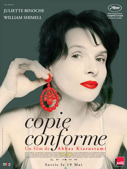 Certified Copy (Copie conforme) Poster #1
