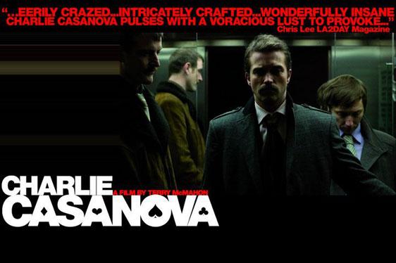 Charlie Casanova Poster