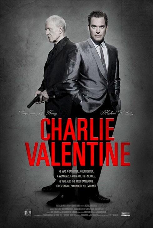 Charlie Valentine Poster