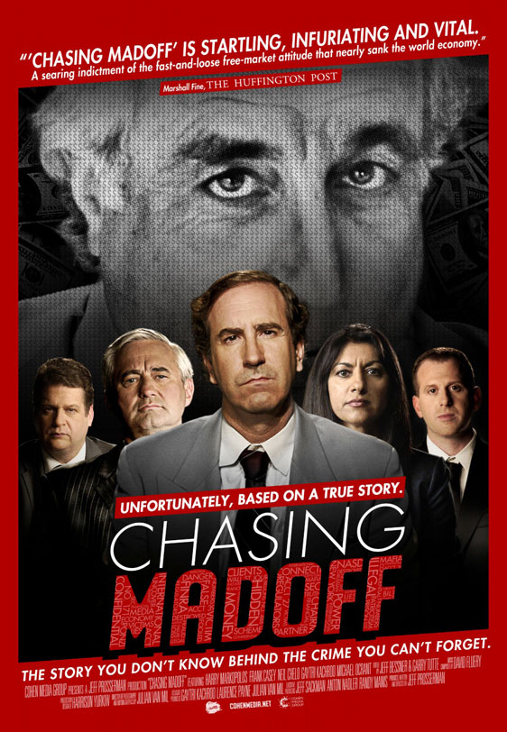 Chasing Madoff Poster #2