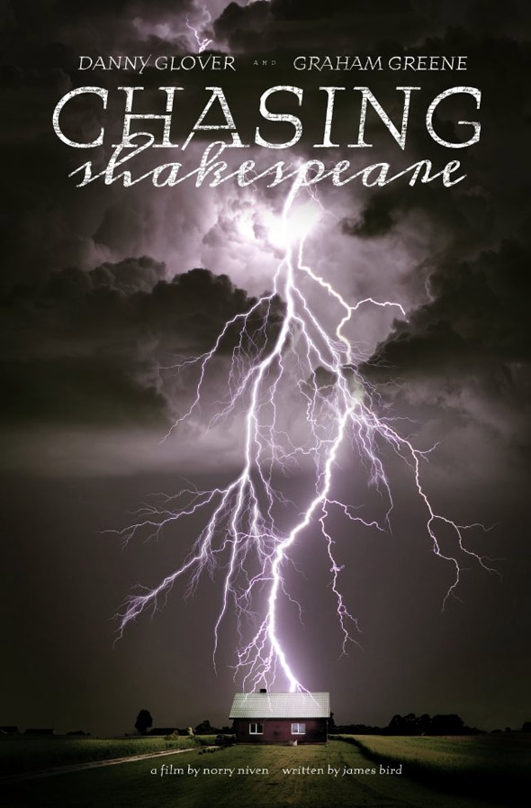 Chasing Shakespeare Poster #1