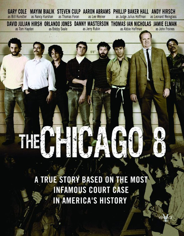 The Chicago 8 Poster #1