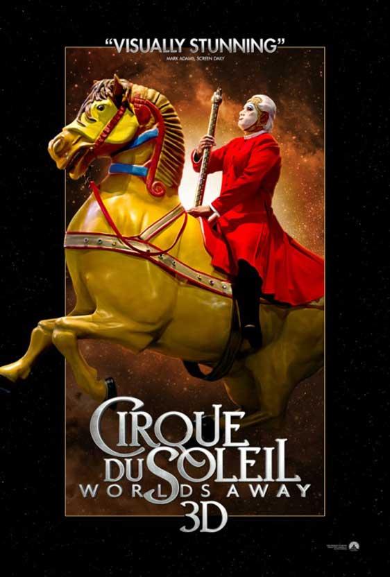 Cirque du Soleil: Worlds Away Poster #8