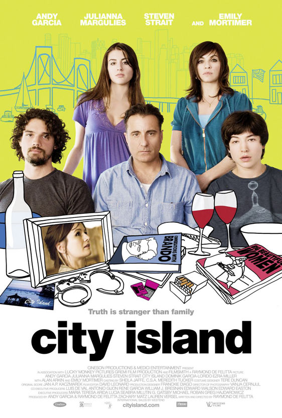 City Island Poster #2