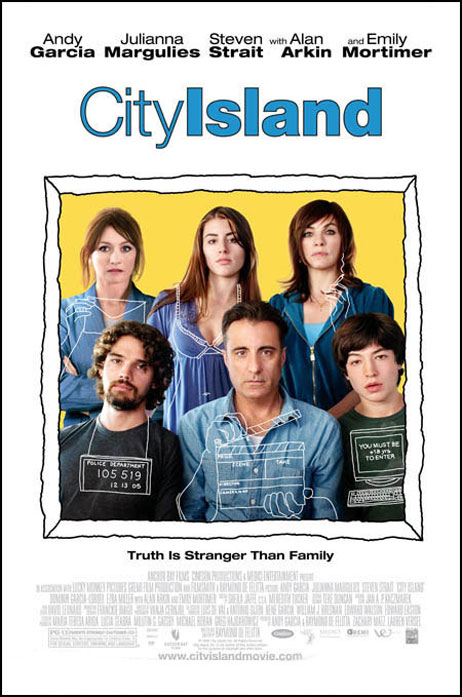 City Island Poster #3