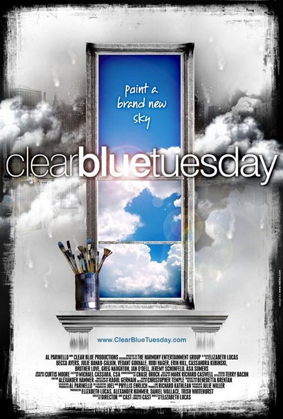Clear Blue Tuesday Poster #1