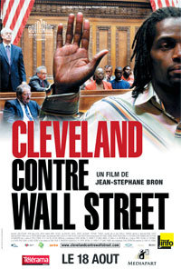 Cleveland vs. Wall Street Poster