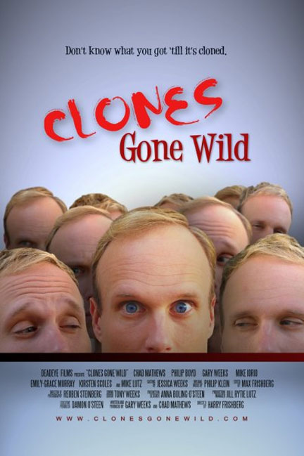Clones Gone Wild Poster