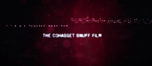 The Cohasset Snuff Film Poster