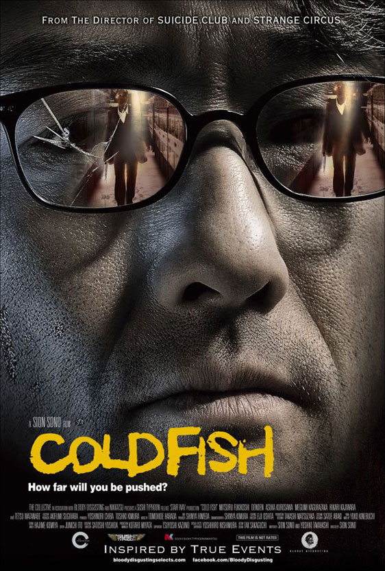 Cold Fish Poster #3