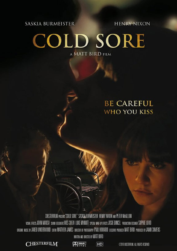 Cold Sore Poster