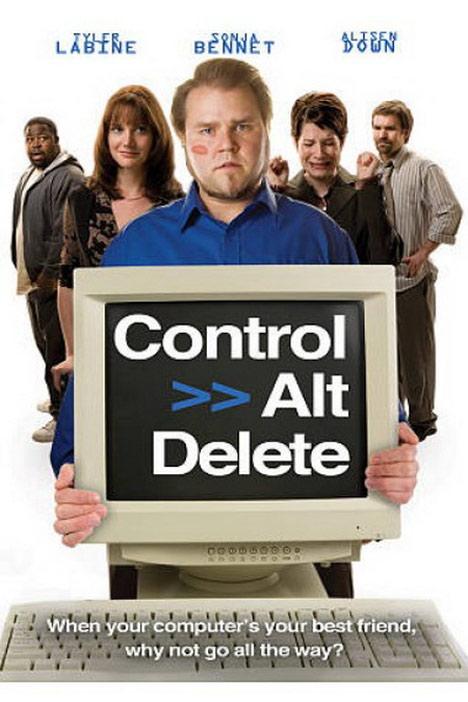 Control Alt Delete Poster