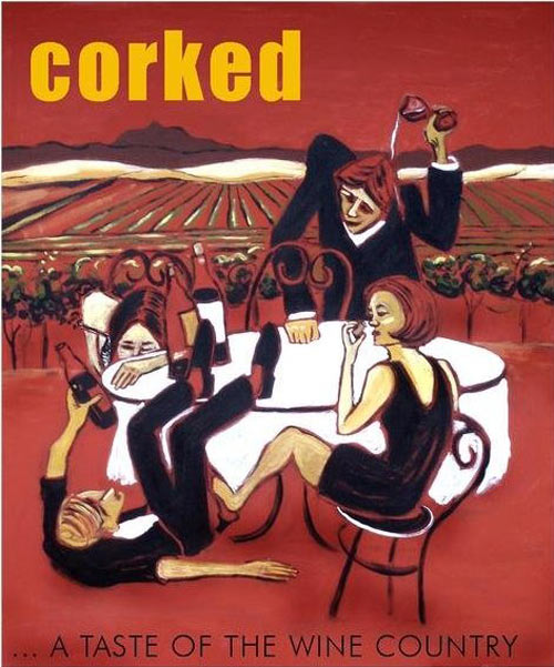 Corked Poster #1