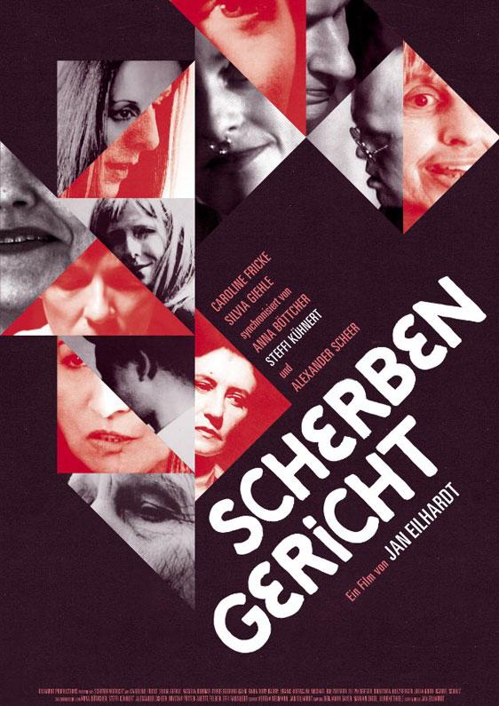 The Court of Shards (Scherbengericht) Poster