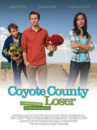 Coyote County Loser Poster