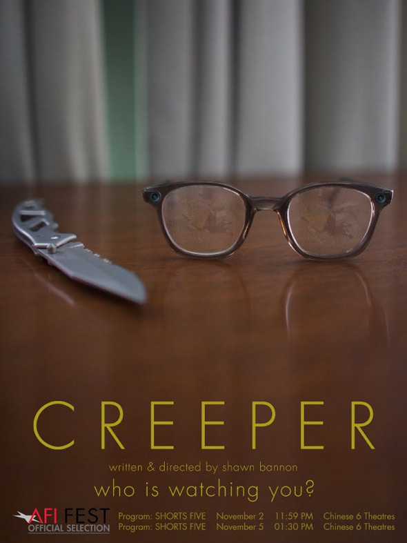 Creeper Poster #1