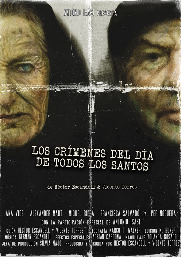 The Crimes of All Hallows' Day Poster