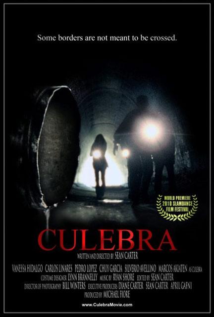 Culebra Poster