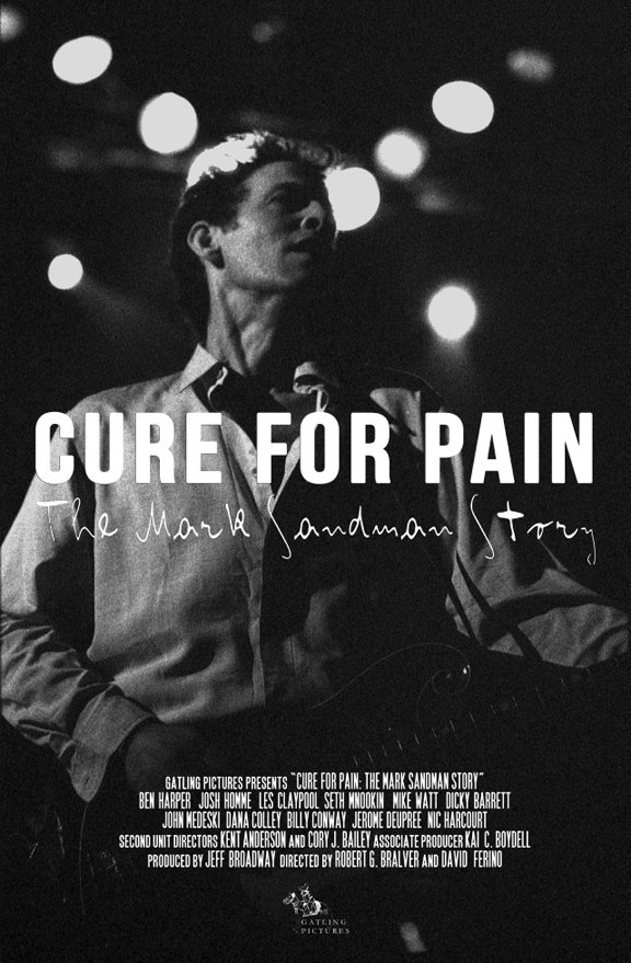Cure for Pain: The Mark Sandman Story Poster