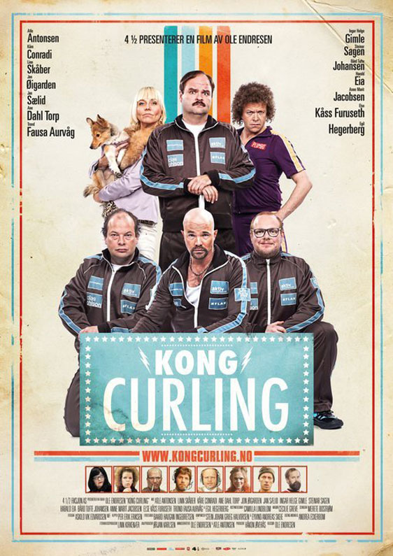 Curling King (Kong Curling) Poster