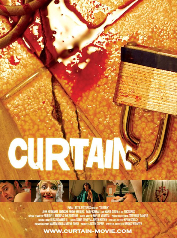 Curtain Poster