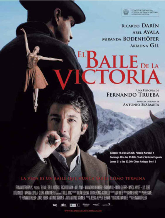 The Dancer and the Thief (El baile de la Victoria) Poster