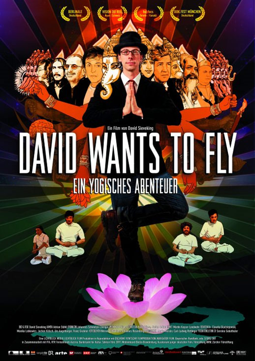 David Wants to Fly Poster