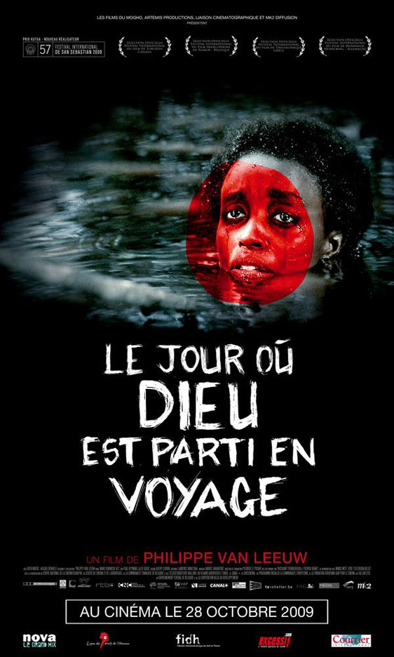 The Day God Walked Away (Le jour où Dieu est parti en voyage) Poster