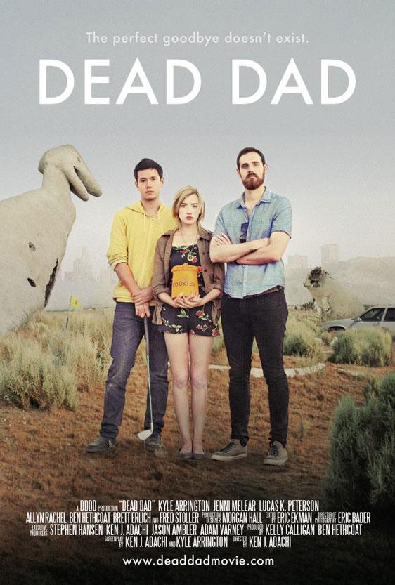 Dead Dad Poster #1