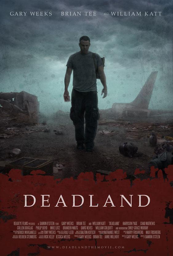 Deadland Poster
