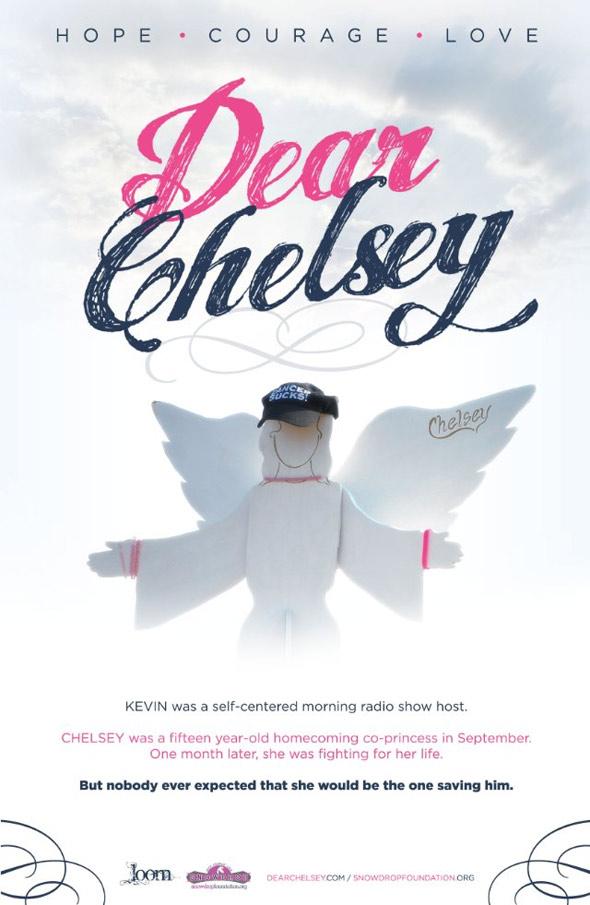 Dear Chelsey Poster