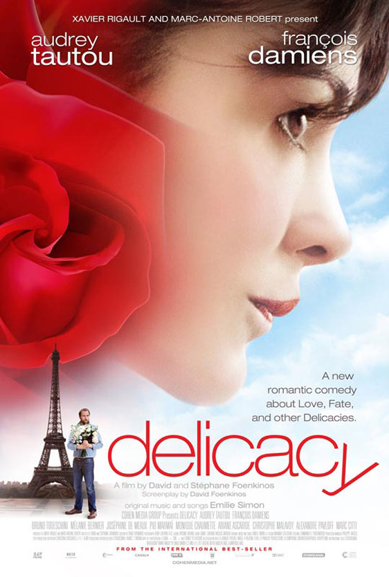 Delicacy Poster #2