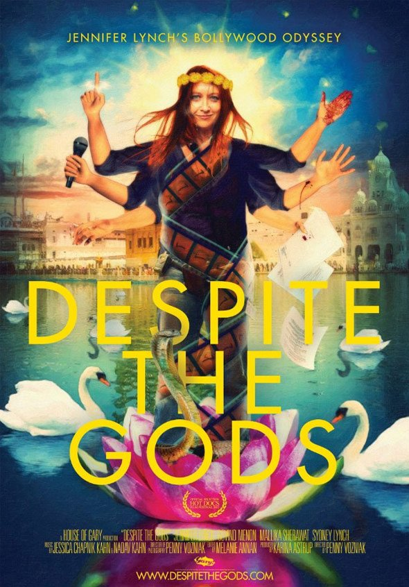 Despite The Gods Poster