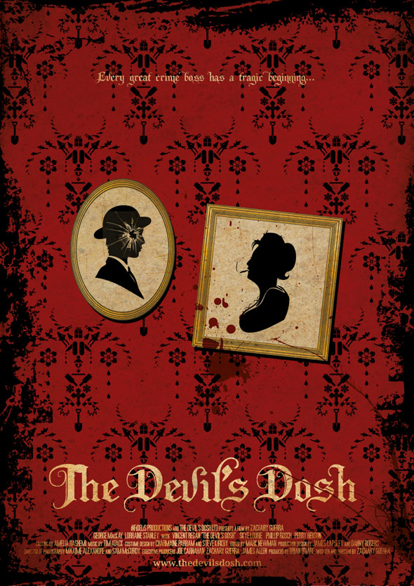 The Devil's Dosh Poster