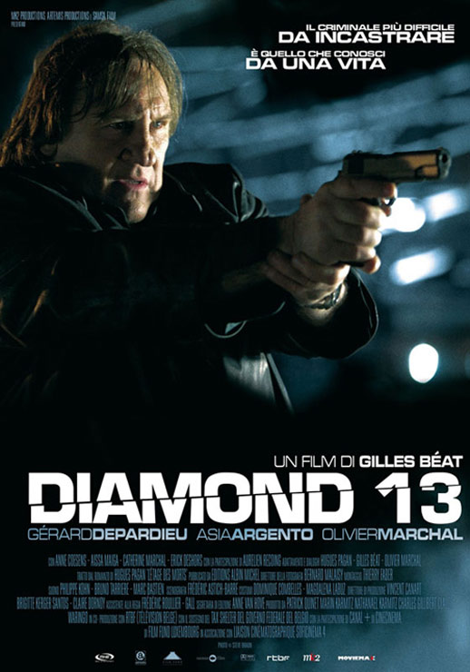 Diamond 13 Poster #2