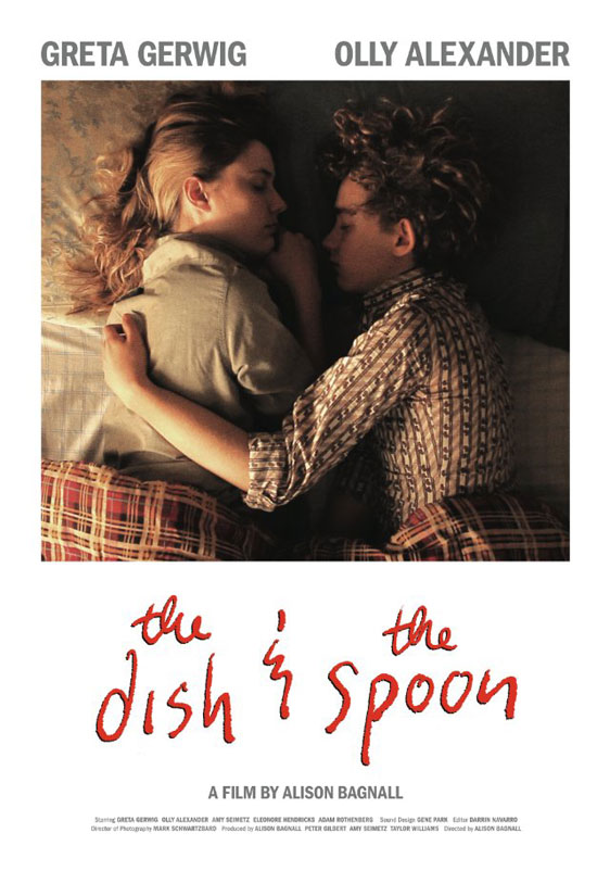 The Dish & the Spoon Poster #1