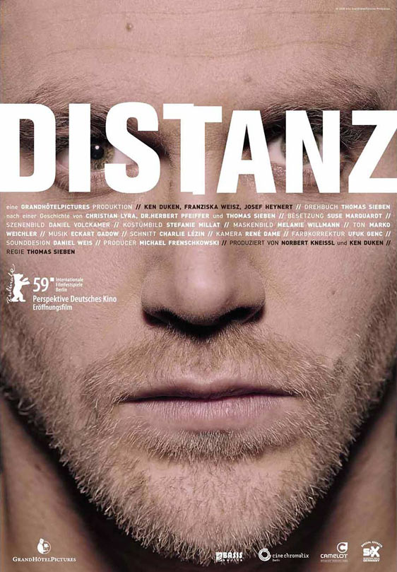 Distance (Distanz) Poster