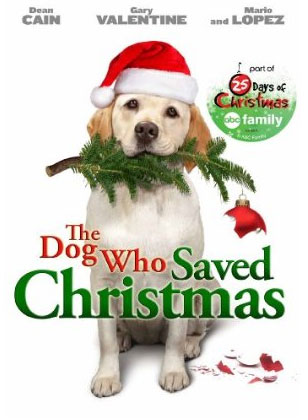 The Dog Who Saved Christmas Poster #1
