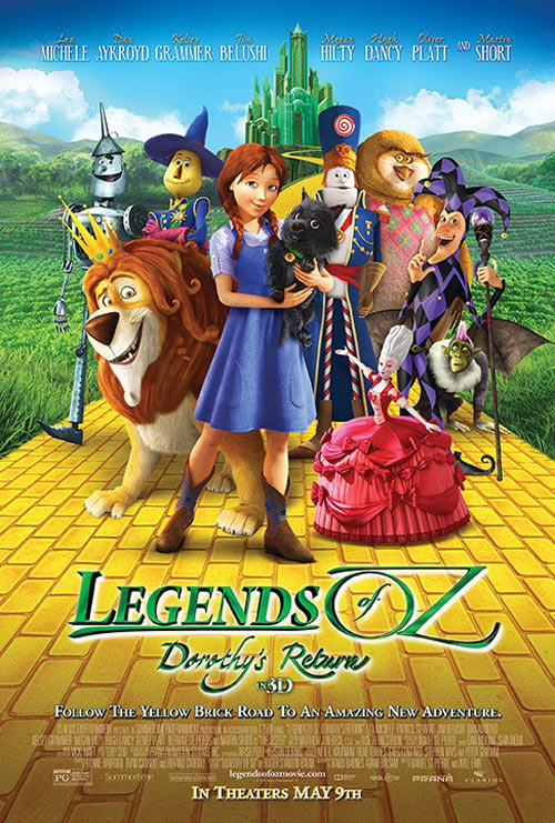Legends of Oz: Dorothy's Return Poster #6