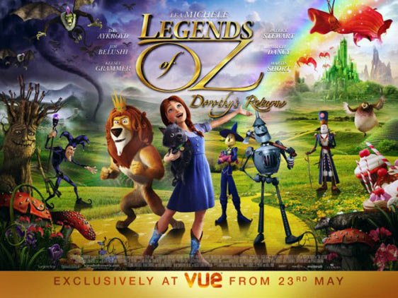 Legends of Oz: Dorothy's Return Poster #7
